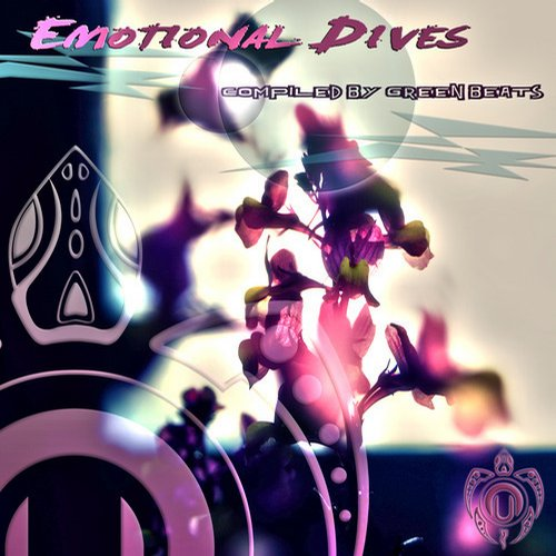 Album Art - Emotional Dives - compiled by Green Beats