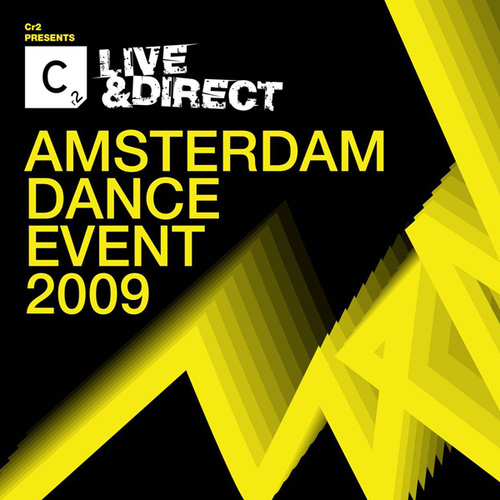 Album Art - Live & Direct Amsterdam Dance Event 2009