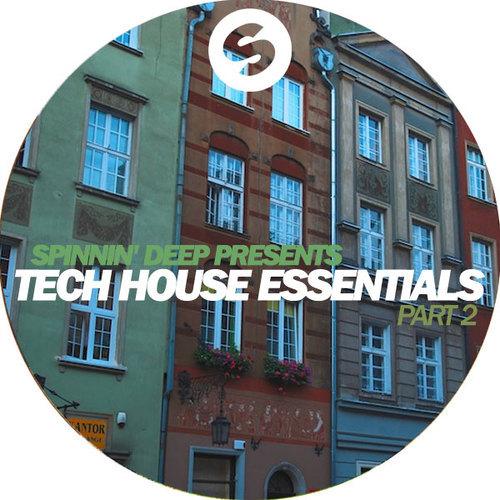 Album Art - Spinnin' Deep Presents: Tech-House Essentials Part 2