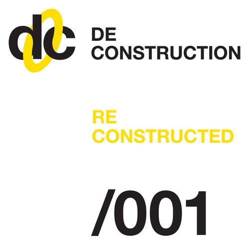 Album Art - Deconstruction Reconstructed 001