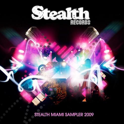 Album Art - Stealth Miami Sampler 2009
