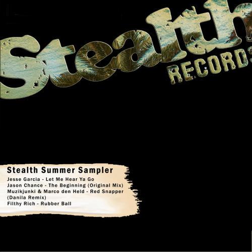 Album Art - Various Artist: Stealth Summer Sampler