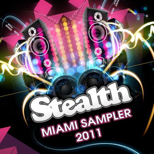 Album Art - Stealth Miami Sampler 2011