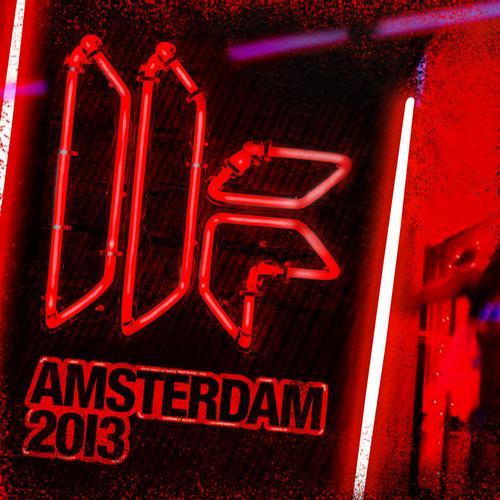 Toolroom Records Amsterdam 2013 Album Art