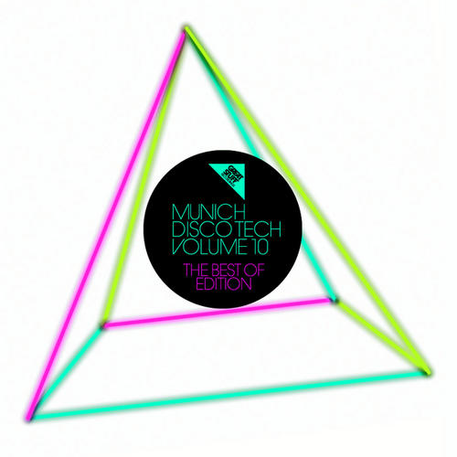 Album Art - Munich Disco Tech Volume 10
