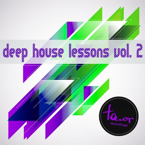 Album Art - Deep House Lessons, Vol. 2