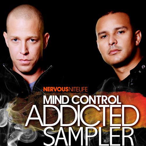 Album Art - Mind Control - Nervous Nitelife: Addicted SAMPLER