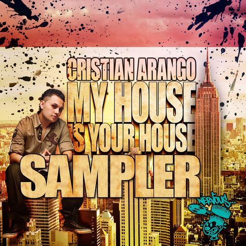 Album Art - My House Is Your House - Sampler