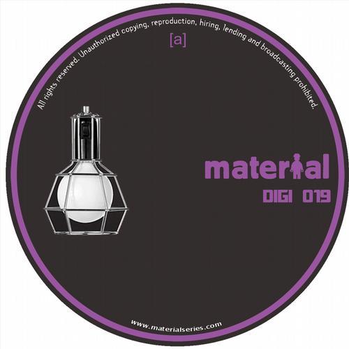 Album Art - Material Summer Heads