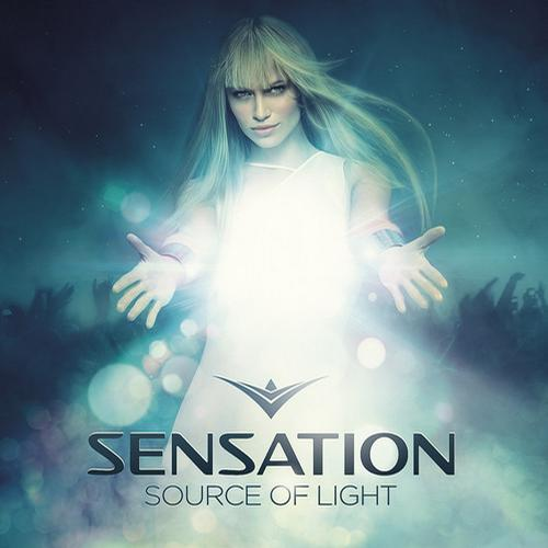 Album Art - Sensation - Source of Light - Exclusive Edition