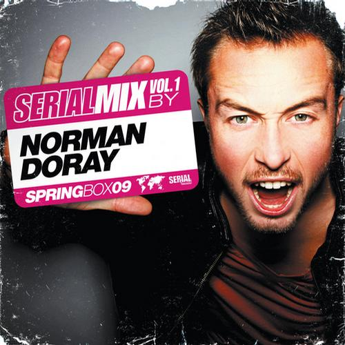 Album Art - Serial Mix Vol. 1 By Norman Doray Spring Box 2009