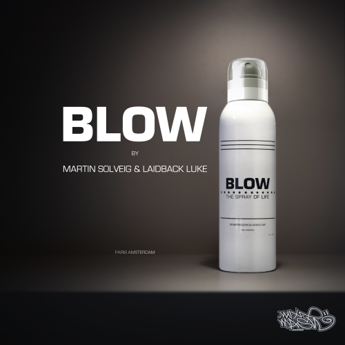 Album Art - Blow