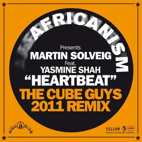 Album Art - Heartbeat (feat. Yasmine Shah) [The Cube Guys 2011 Remix]