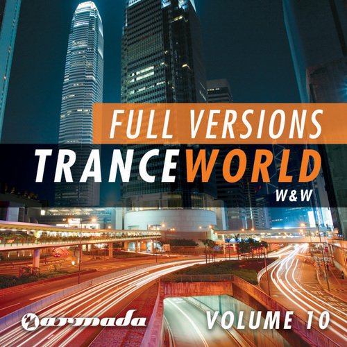 Album Art - Trance World, Volume 10 - The Full Versions