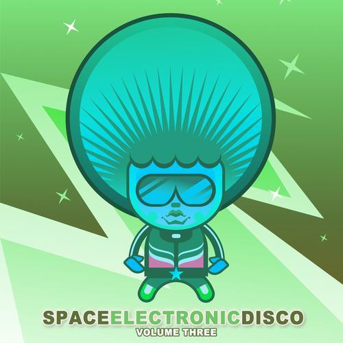Album Art - Space Electronic Disco Volume 3