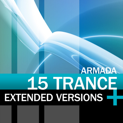 Album Art - Armada 15 Trance Extended Versions