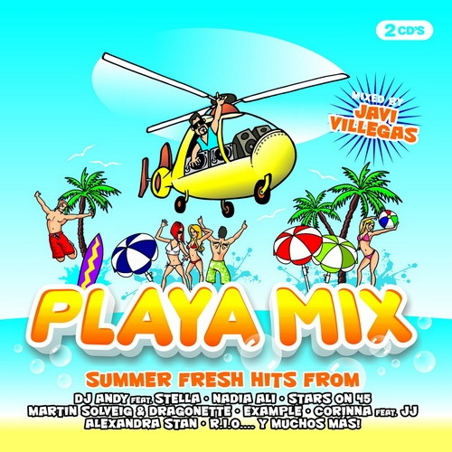 Album Art - Playa Mix (CD 2)