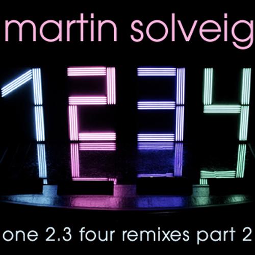 Album Art - One 2.3 Four (Remixes Part 2)