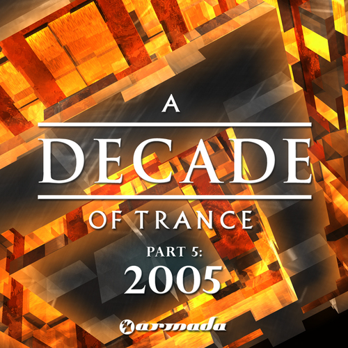 Album Art - A Decade Of Trance - 2005 Part 5