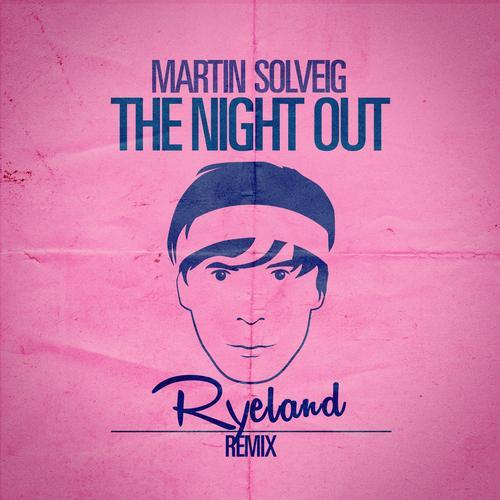 Album Art - The Night Out (Ryeland Remix)