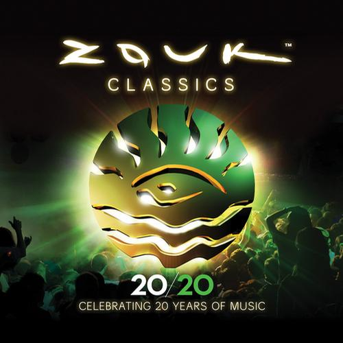 Album Art - Zouk Classics: Celebrating 20 Years of Music