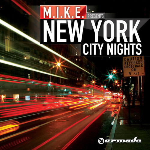 Album Art - New York City Nights - The Full Versions, Volume 1