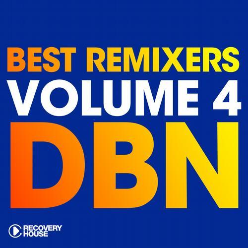Best Remixers Vol. 4 - DBN Album Art
