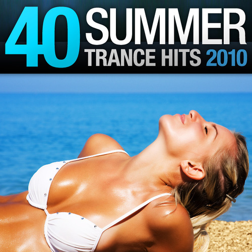 Album Art - 40 Summer Trance Hits 2010