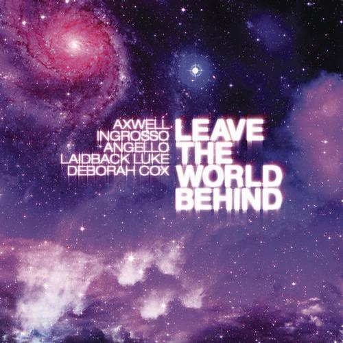 Album Art - Leave The World Behind (feat. Deborah Cox)