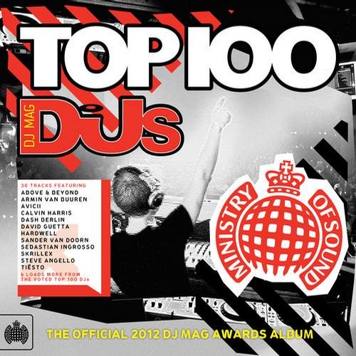 Album Art - DJ Mag Top 100 DJs - Ministry of Sound