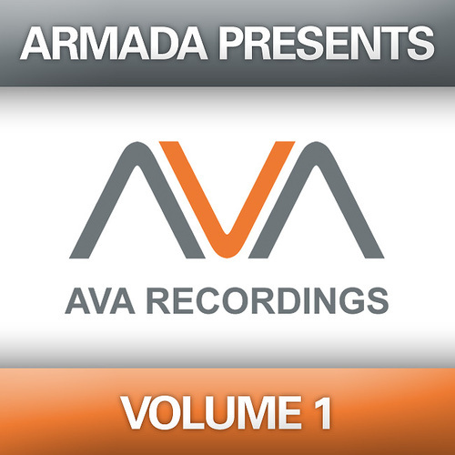 Album Art - Armada Presents AVA Recordings Volume 1