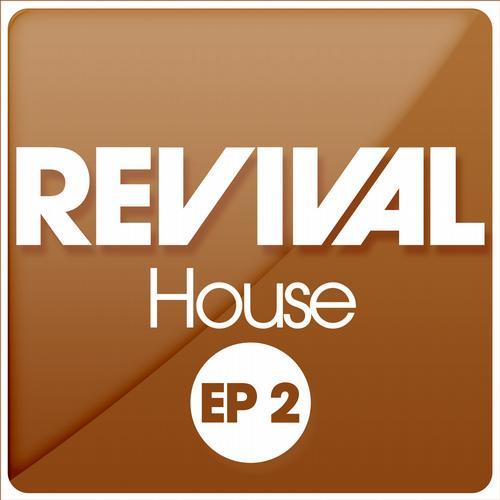 Album Art - REVIVAL House EP 2