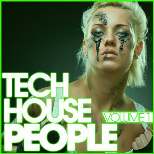 Album Art - Tech House People - Volume 1