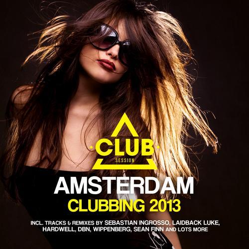Amsterdam Clubbing 2013 Album Art
