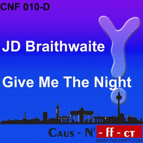 Album Art - Give Me The Night