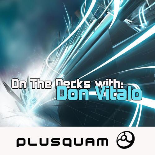 Album Art - On The Decks With: Don Vitalo