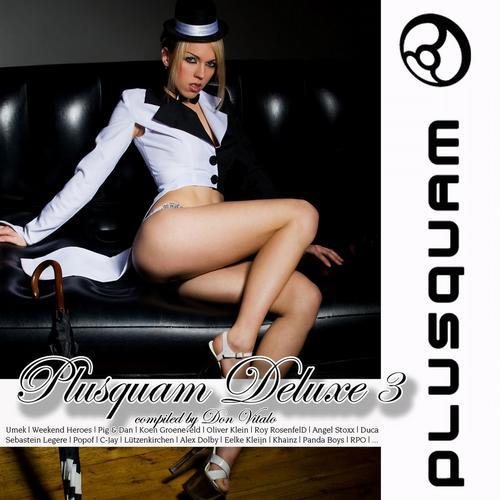 Album Art - Plusquam Deluxe III Compiled By Don Vitalo