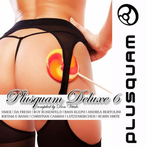 Album Art - Plusquam Deluxe Vol. 6 Compiled By Don Vitalo
