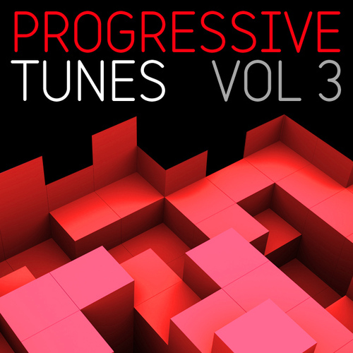 Album Art - Progressive Tunes Volume 3