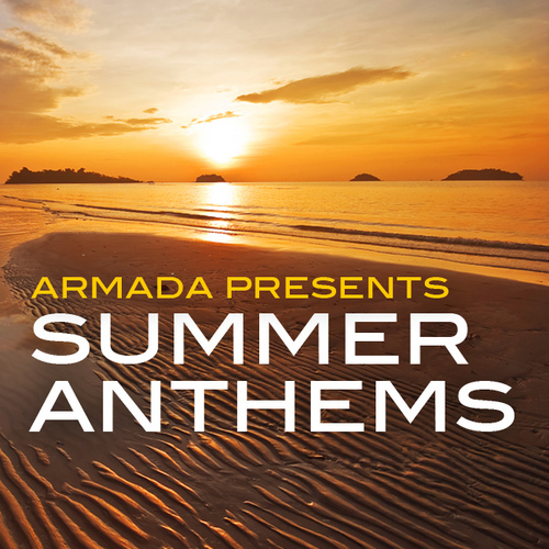 Album Art - Armada Presents Summer Anthems