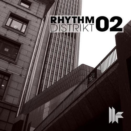 Rhythm Distrikt 02 Album Art