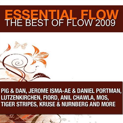 Album Art - Essential Flow - The Best Of Flow 2009