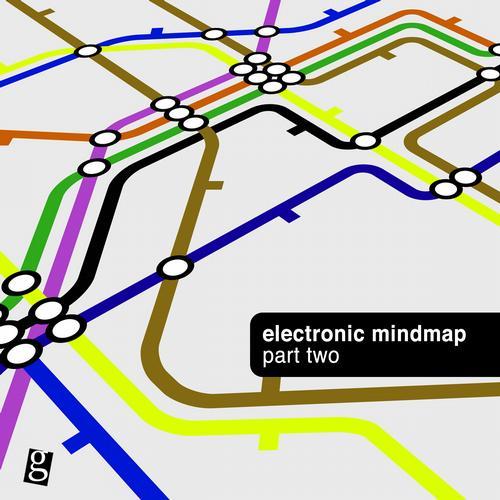 Electronic Mindmap, Part 2 Album Art