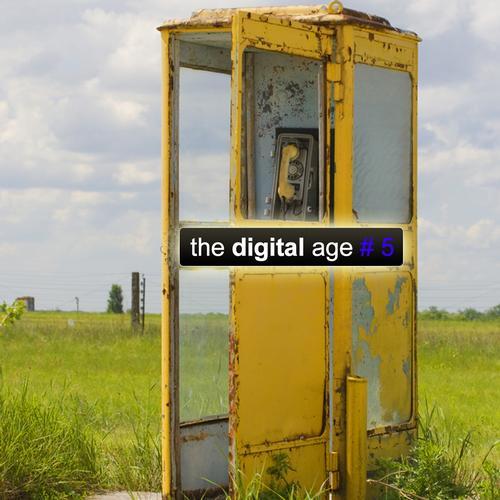 Album Art - The Digital Age Vol.5 - (Minimal, Tech-House, Dub Techno)