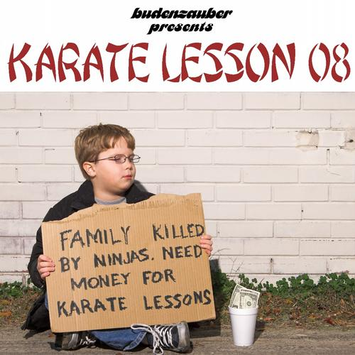Album Art - Budenzauber pres. Karate Lesson 08