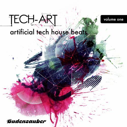 Album Art - Tech-Art, Vol. 1 - Artificial Tech House Beats