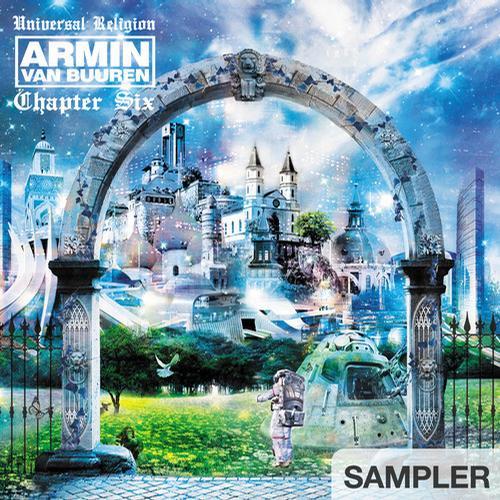 Universal Religion Chapter 6 Sampler Album Art