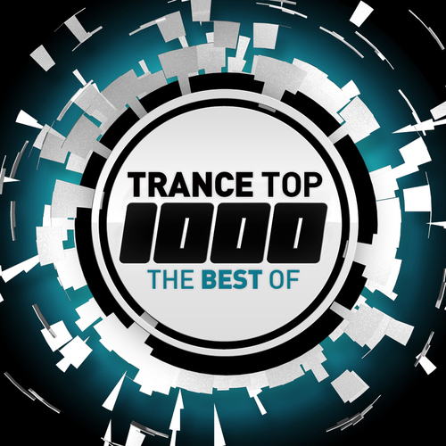 Album Art - Trance Top 1000 - The Best Of