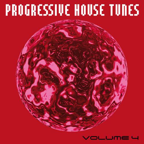 Progressive House Tunes Volume 4 Album Art