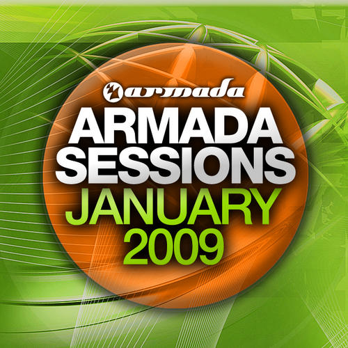 Album Art - Armada Sessions January 2009
